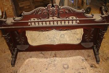 organ top before